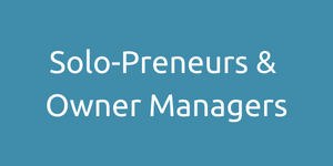 solo preneur, self-employed, owner manager