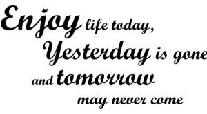 enjoylifetoday