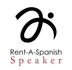 Rent-A-Spanish Speaker Logo