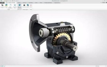 Evolution of CAD software