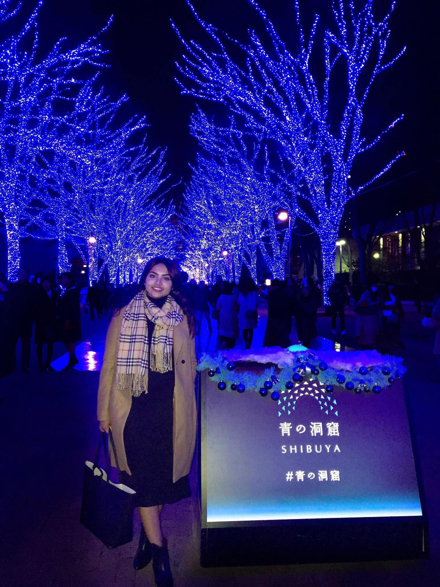 Tokyo's Best Winter Illuminations 2017