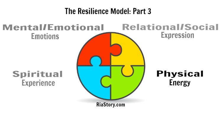 The Resilience Model Part 3: Energy
