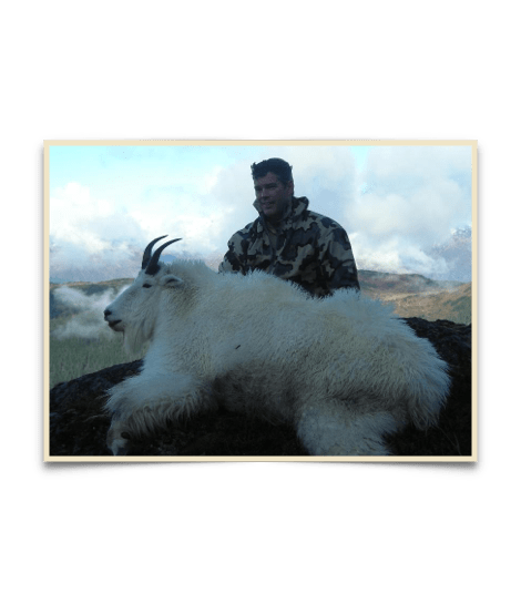 Mountain Goat Riata Worldwide Hunting Fishing