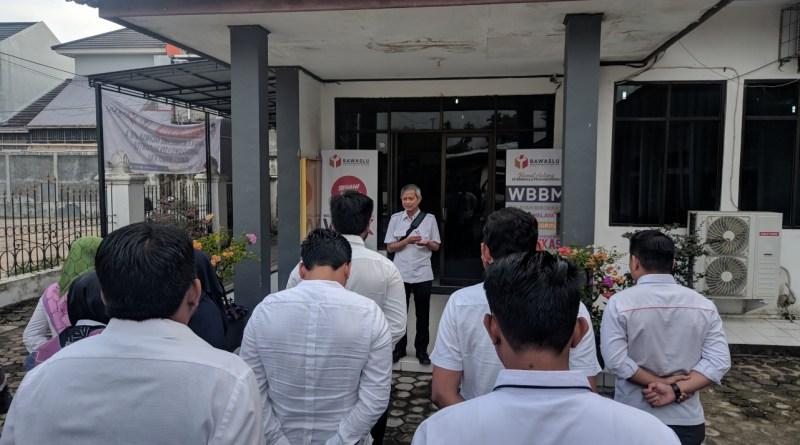 "Sukseskan Pilkada 2020 dan Opini WTP, Achmad Syaichu: ""Mari Kita Bekerja Sama dalam Satu Team Work"""