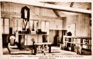 Arèches ancien chapelle