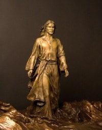 Christ marchant