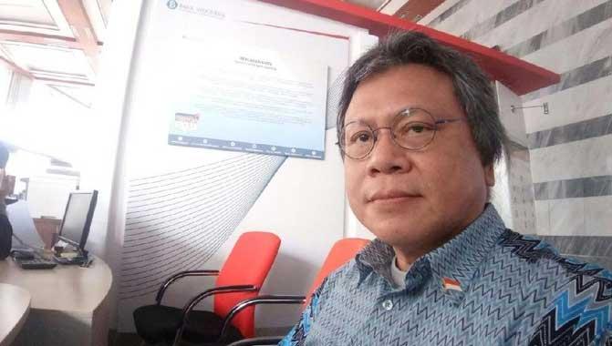 Komisioner Ombudsman RI, Alvin Lie.