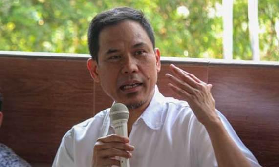 Sekretaris Umum FPI Munarman.