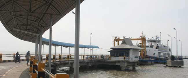 Pelabuhan Roro Bengkalis