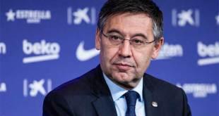 Presiden Barcelona FC Josep Bartomeu