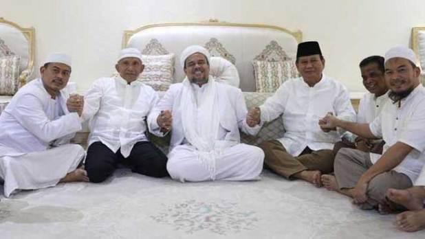 Imam Besar FPI Habib Rizieq Shihab