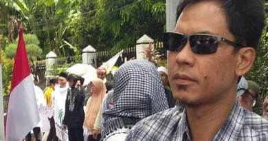 Sekretaris Umum FPI, Munarman