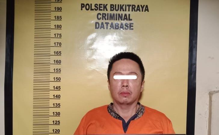 Bos CV RB, TFG, ditahan polisi