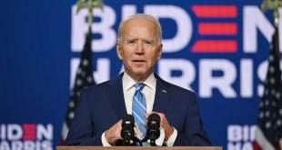 Calon Presiden Amerika Serikat, Joe Biden.