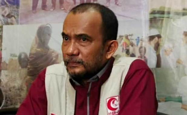 Ketua Presidium MER-C Sarbini Abdul Murad