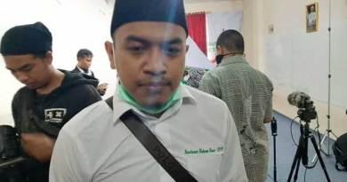Sekretaris Bantuan Hukum FPI Aziz Yanuar