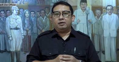 Anggota DPR RI Fadli Zon.
