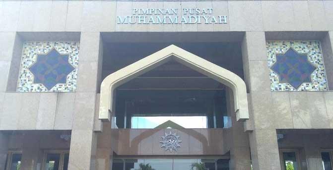 Kantor Pimpinan Pusat Muhammadiyah.