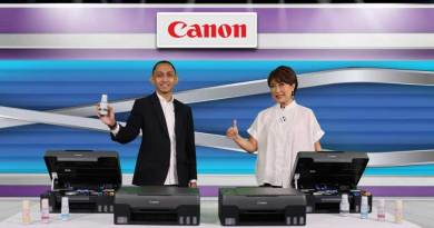 Empat jajaran Printer PIXMA besutan Canon