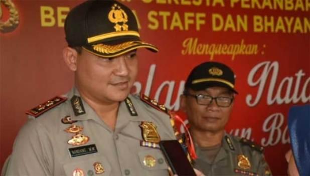 Kombes Pol Nandang Mu'min Wijaya