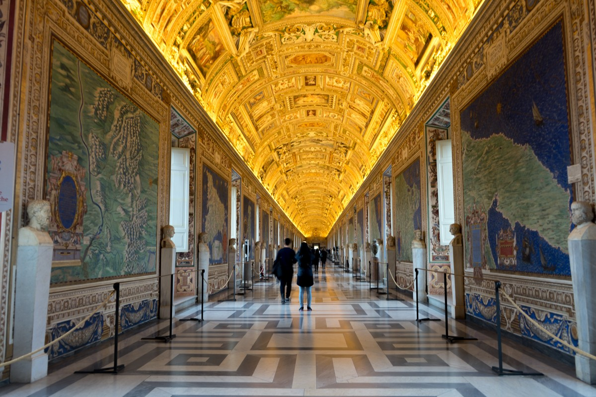 Inside the Vatican - Italy