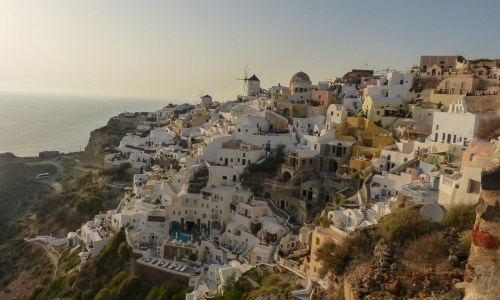 Here's why you should visit Santorini