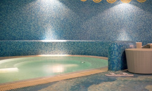 Hotel De Russie's tranquil spa in Rome, Italy