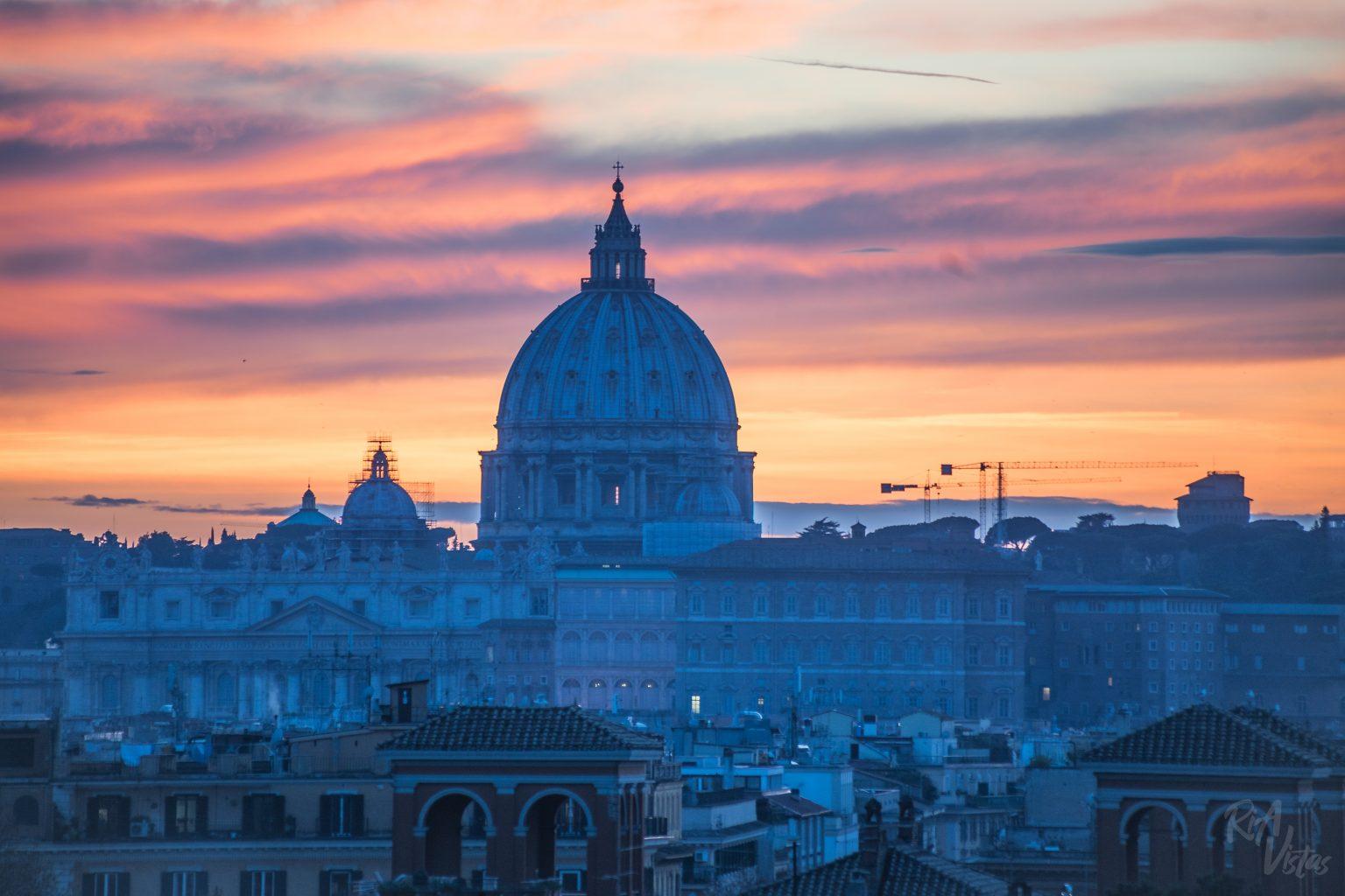 Pincio Terrace - Rome