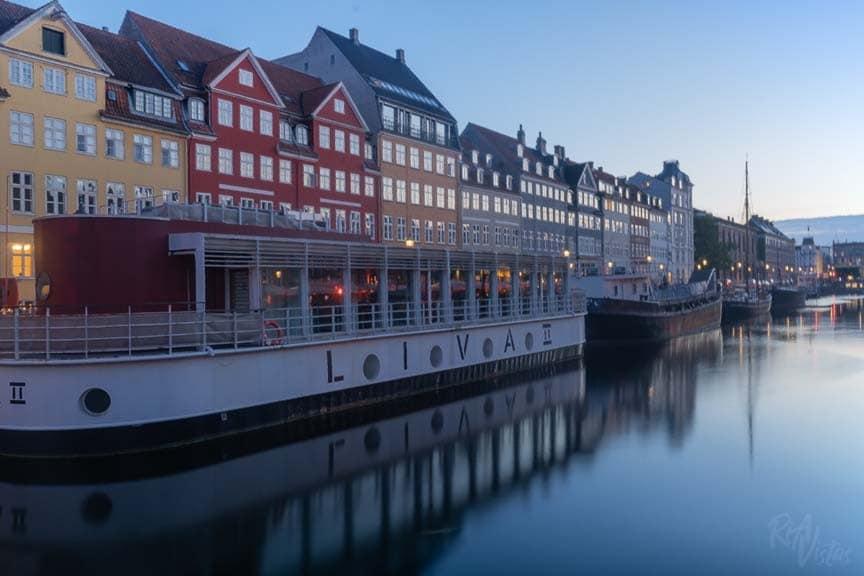 Nyhavn waterfront - Copenhagen