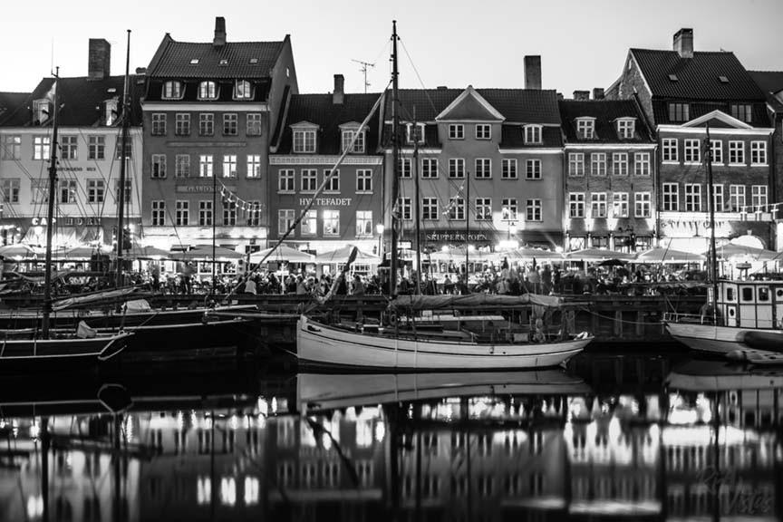 Nyhavn harbour - Copenhagen