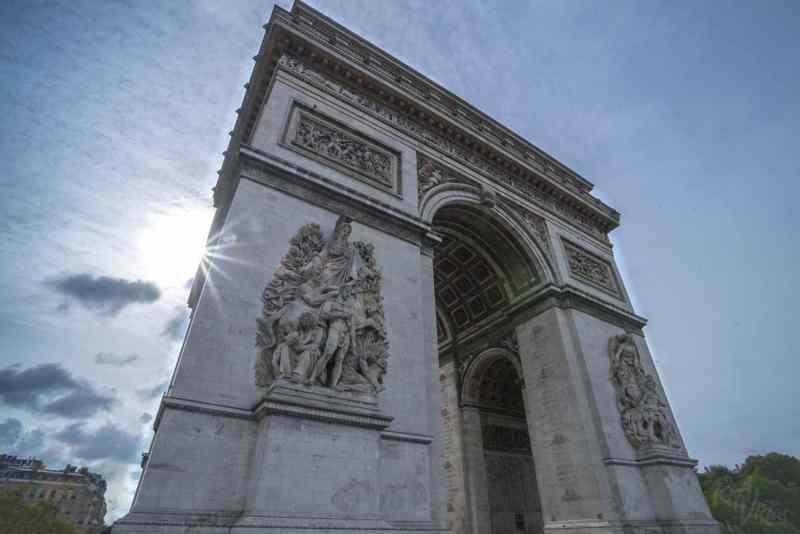 Arc de Triomphe - Paris_RiA Vistas