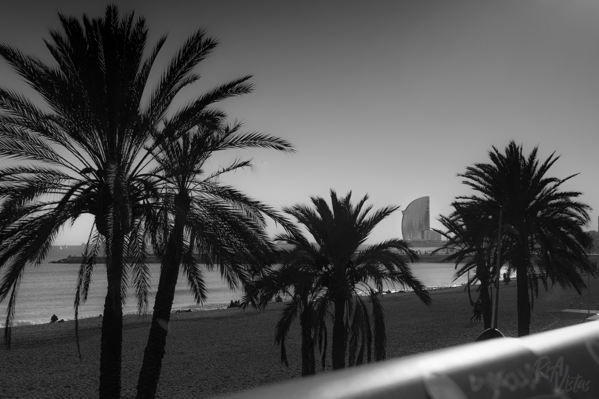 Barcelona Beach Spain
