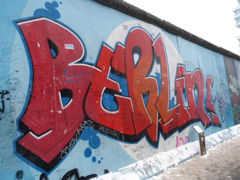 Berlin Wall 2017