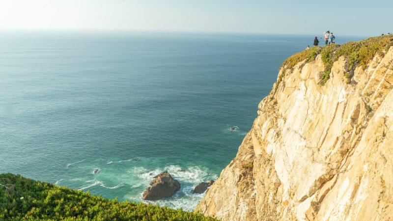 View at Cabo da Roca