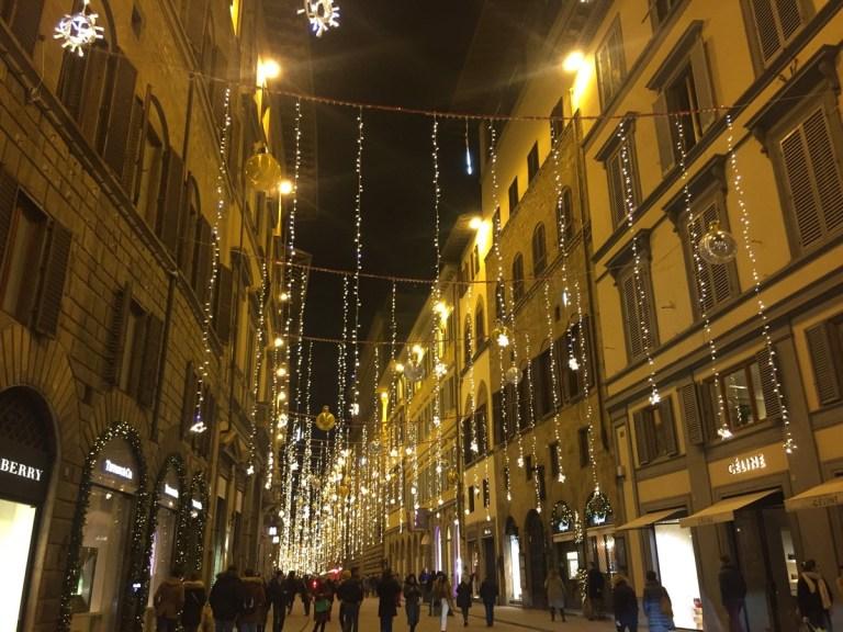 Florence Christmas 2018