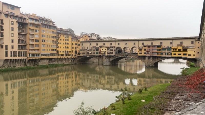 Ponte vecchio Florence 2018