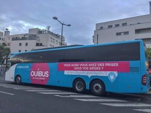 OUIBUS in Paris