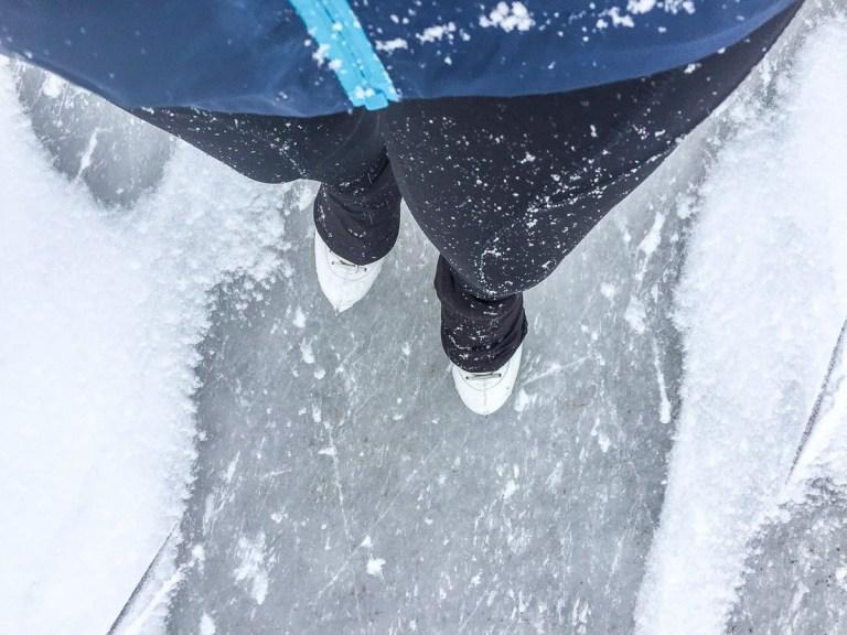Hellasgården - RiA ready to skate