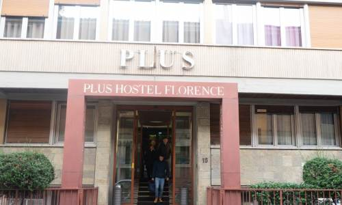 Another stay at Plus Florence Hostel