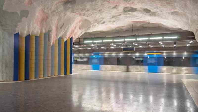 Mörby Centrum station Stockholm_RiA Vistas