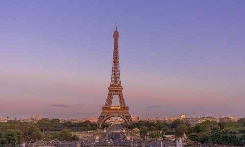 10 perfect places to make you want to visit Paris