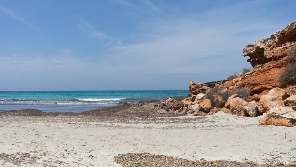 Cala Soana Beach - Formentera_RiA Vistas