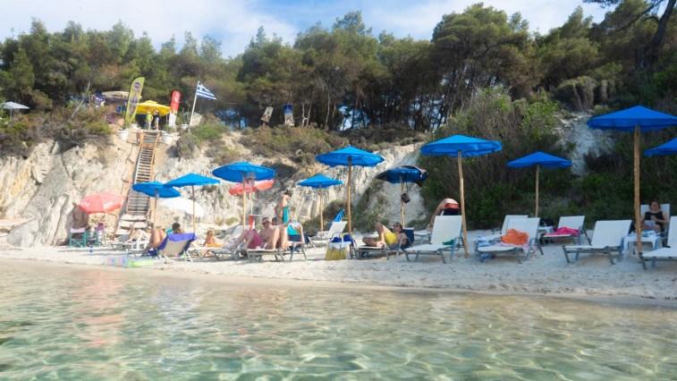 Portokali beach from the water_RiA Vistas