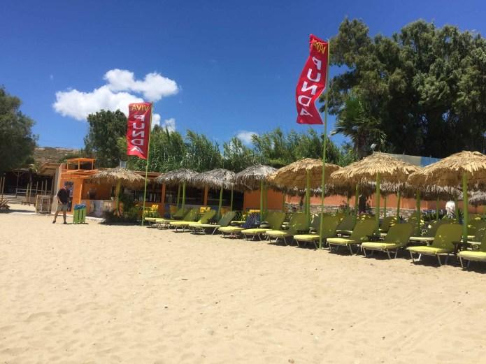 Punda Beach - Paros