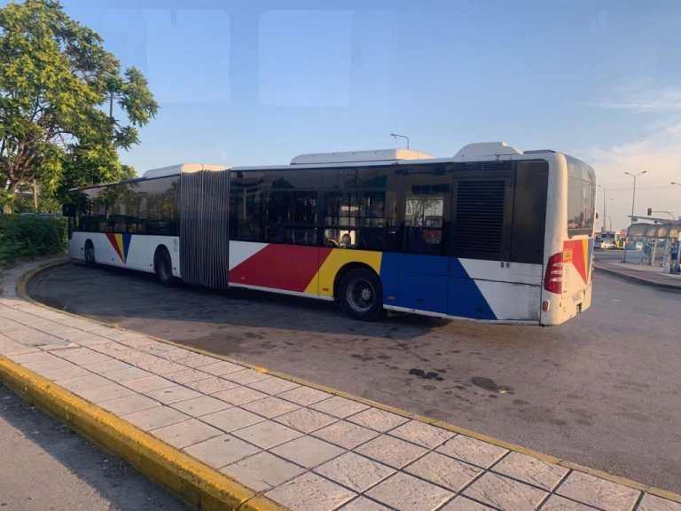 KTEL Halkidiki bus