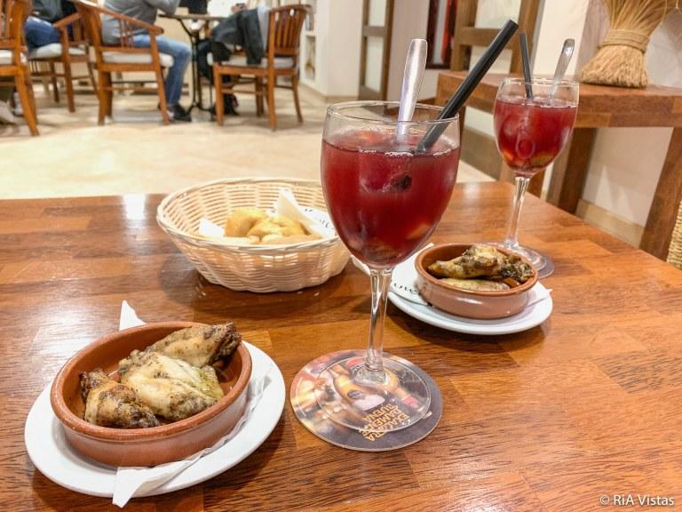 Aperitivo at Hotel Voramara - Formentera