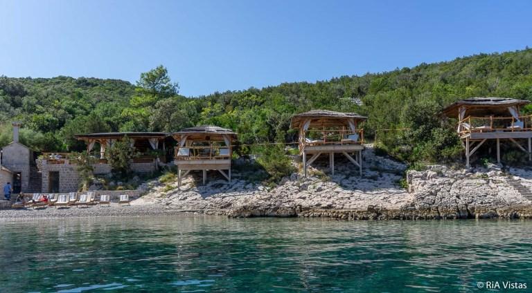 Beach cabanas BOWA