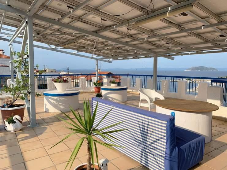 Egeon Studios - terrace