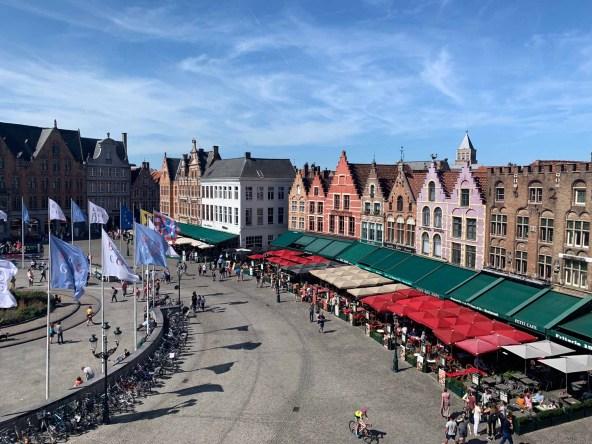 Grote Markt - Bruges_RiA Vistas
