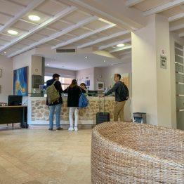 Hotel Voramara reception - Formentera_RiA Vistas